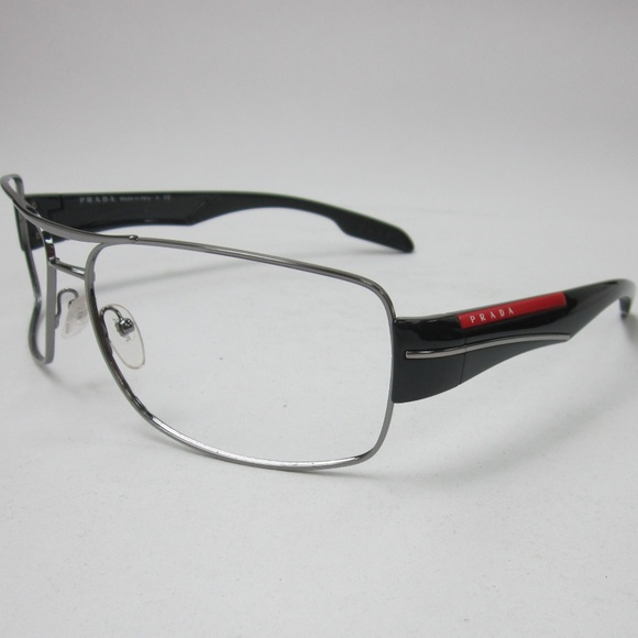 fc2196b2c01 Prada SPS 53N Sunglasses Italy OLE624. M 5b6c84d204e33d81dc72dcdf. Other  Accessories ...